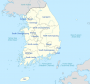 کشورها:map_of_south_korea.png